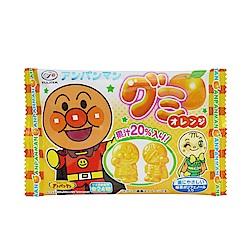 不二家 麵包超人QQ糖-橘子(19g)