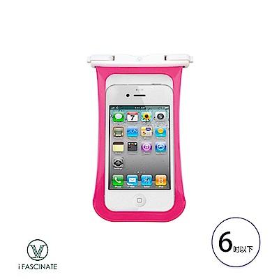 iFASCINATE 手機防水袋 B01-045-3 桃紅色