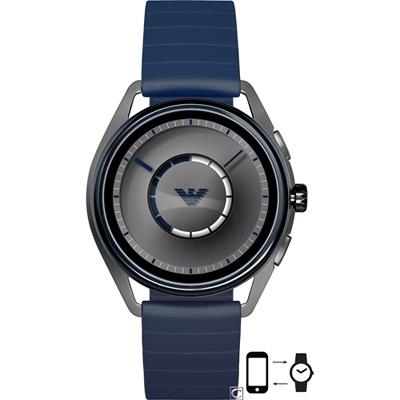 Emporio Armani 觸控智能手錶(ART5008)藍/43mm