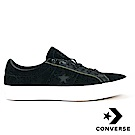CONVERSE-ONE STAR男休閒鞋-黑