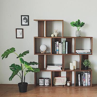 設計款三層書櫃