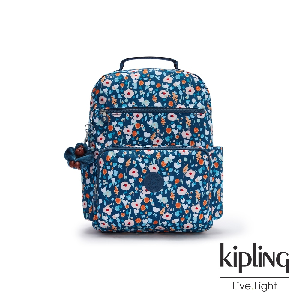 Kipling 牧場彩繪風格大容量媽媽包-SO BABY