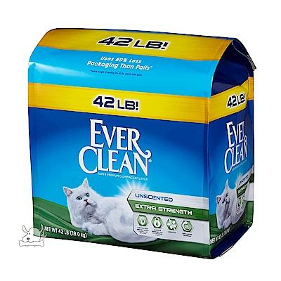 Ever Clean 藍鑽 藍標 無香低過敏 超凝結貓砂 42磅