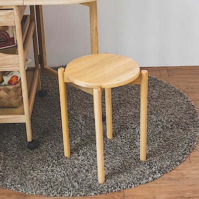 Home Feeling 餐椅/椅凳/曲木椅/化妝椅-4入(3色)