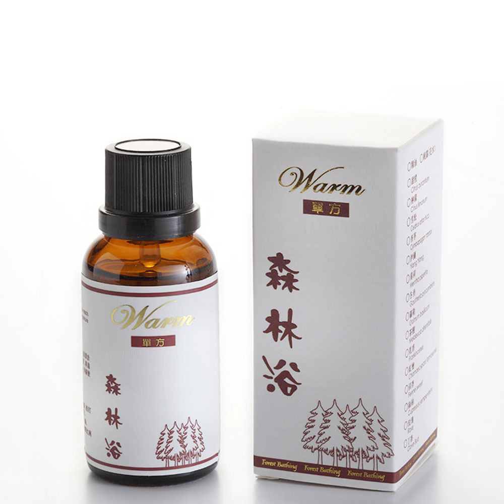 Warm 森林浴單方純精油30ml-羅文沙