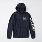 AF a&f Abercrombie & Fitch 帽T外套 藍色 1371