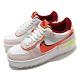 Nike 休閒鞋 AF1 Shadow 運動 女鞋 經典款 厚底 舒適 簡約 穿搭 球鞋 白 粉橘 CU8591600 product thumbnail 1