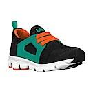 巴西BiBi童鞋_休閒款-黑綠色824213