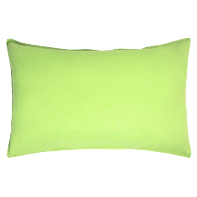 YVONNE COLLECTION 純棉素面枕套(可搭配拉斯維加斯被套組)-草綠