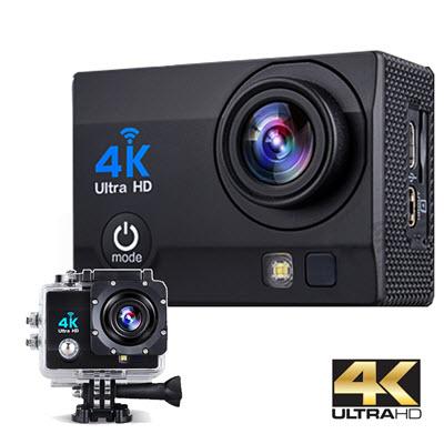 (結帳再折)4K-SHOT 4K UHD高畫質運動攝影機