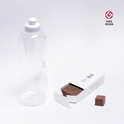 picky digger嚴選茶茶輕巧隨身盒(8入/盒) +茶茶濃縮還原瓶(450ml空瓶)