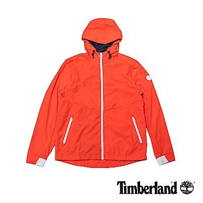 Timberland 男款可收納戶外夾克外套|A1LVS
