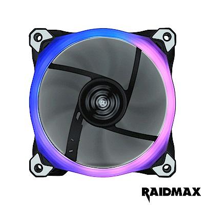 【Raidmax 雷德曼】R120FB 12公分可編程RGB風扇