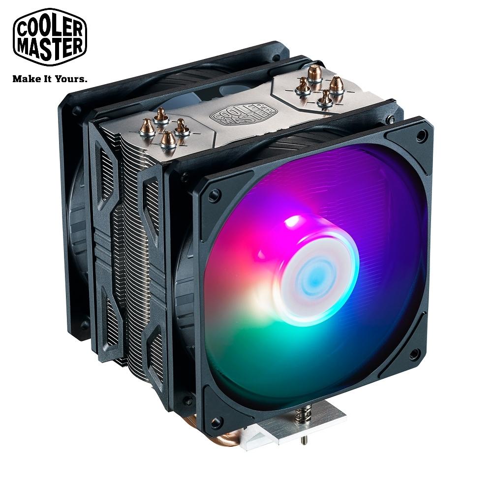 Cooler Master Hyper 212 Turbo ARGB CPU散熱器