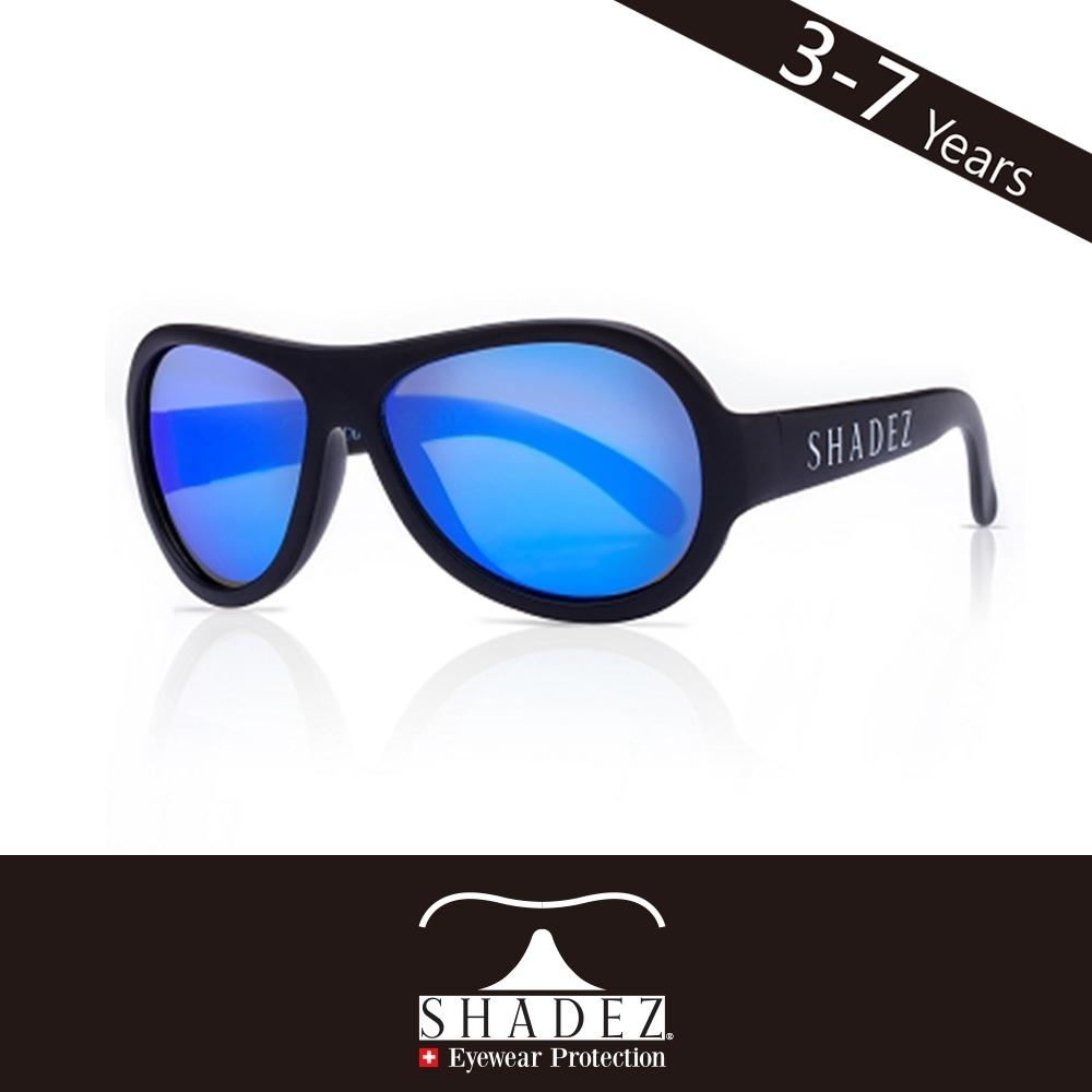 瑞士SHADEZ 兒童太陽眼鏡SHZ-02(年齡3-7)--極光黑
