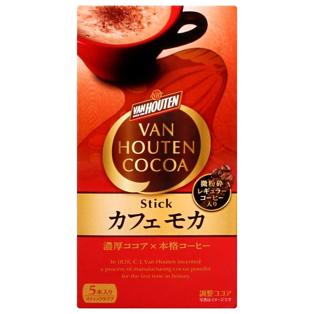 片岡物産 VAN可可粉-摩卡風味(75g)