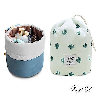 Kiiwi O! 環遊世界系列盥洗包 CASEY 仙人掌