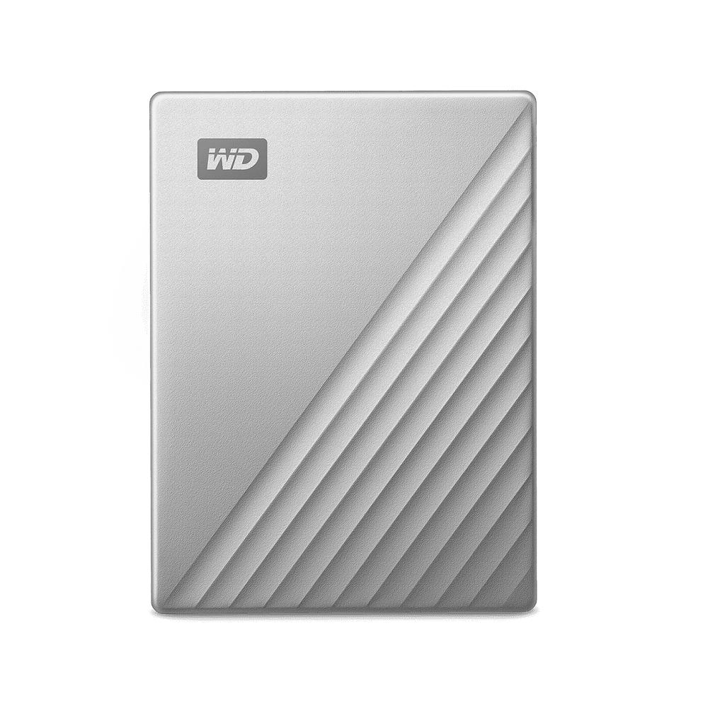 WD My Passport Ultra for Mac 4TB 2.5吋USB-C行動硬