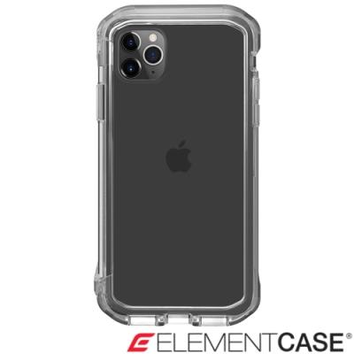 美國Element Case iPhone 11 Pro Max Rail 軍規殼-全透明