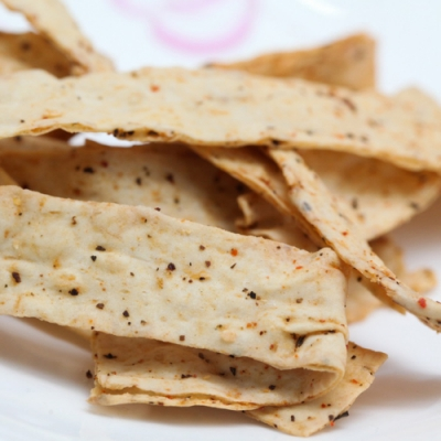 金梓食品‧塔香鱈魚切片(320克/包,共二包)