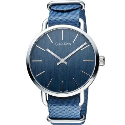 Calvin Klein K7B even超然時尚腕錶(K7B211WL)