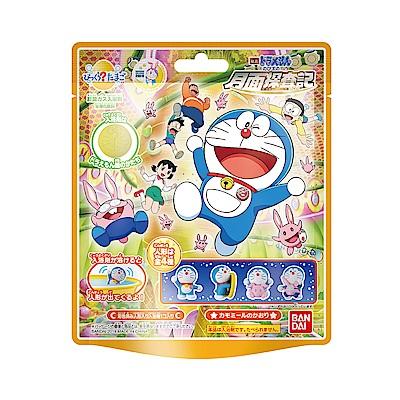 日本BANDAI-電影版哆啦A夢入浴球(大雄的月球探險記)15入/盒