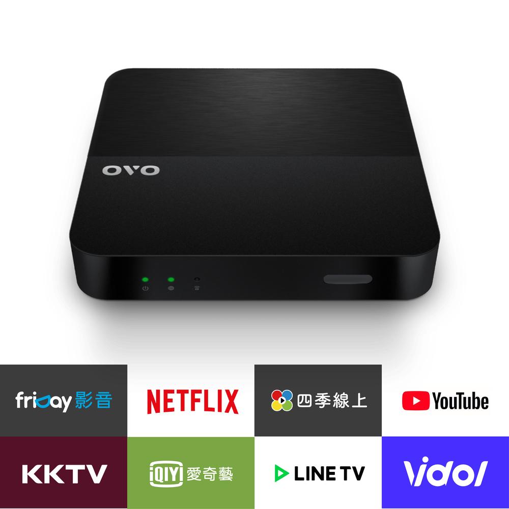 OVO 99元第四台電視盒(N1特惠組 365天版)