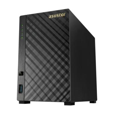 華芸 ASUSTOR AS3102T NAS 2Bay 網路儲存伺服器