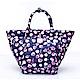 VOVAROVA空氣包-造型百變托特包-Cherrypicks(Indigo&pink) product thumbnail 1