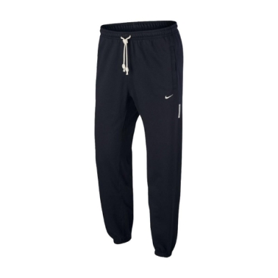 Nike 長褲 Basketball Trousers 男款 運動休閒 Dri-FIT 吸濕排汗 快乾 黑 白 CK6366010
