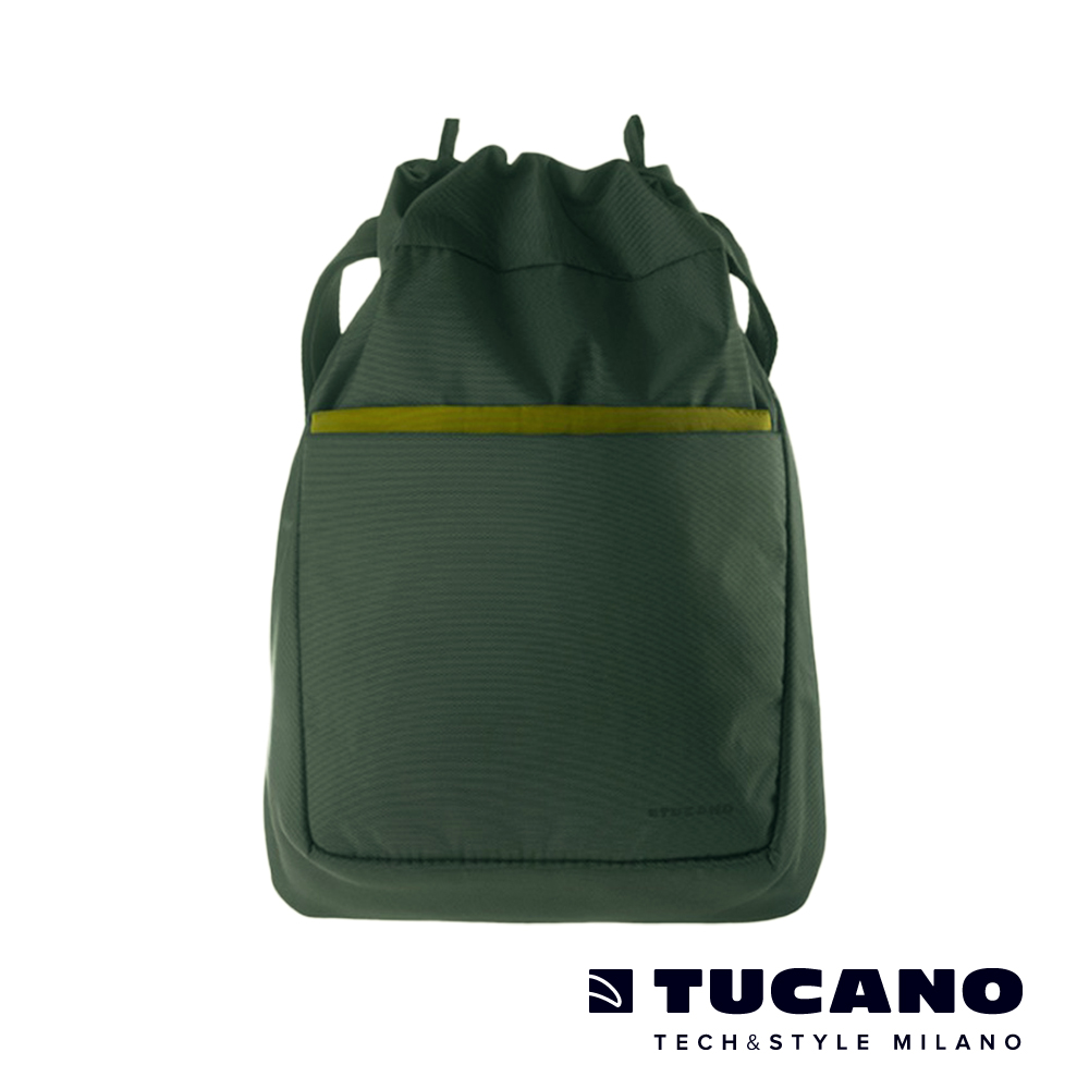 TUCANO WORK_OUT III 輕巧多功能可擴充容量束口後背包13吋 product image 1