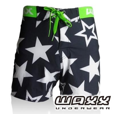 WAXX超級巨星-高質感吸濕排汗男海灘褲