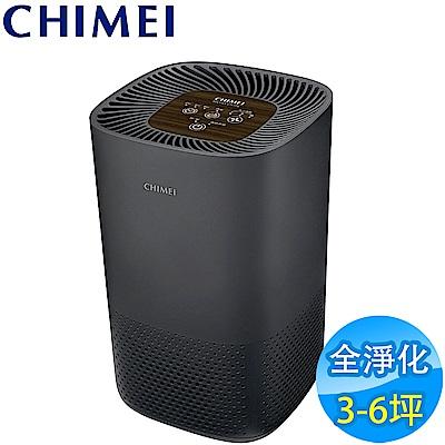 CHIMEI奇美 3-6坪 360度全淨化智能空氣清淨機 AP-04SRGA