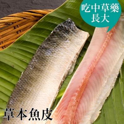 台江漁人港‧虱目魚皮(2兩/包,共三包)