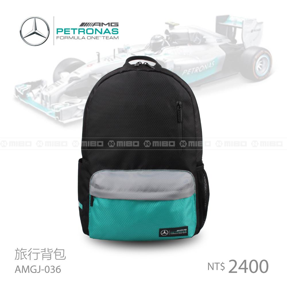 賓士 AMG 賽車 Mercedes Benz Petronas 後背包 AMGJ-036