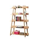 柏蒂家居-伊丹3.6尺五層書架/展示架/收納置物架-108x35x182cm
