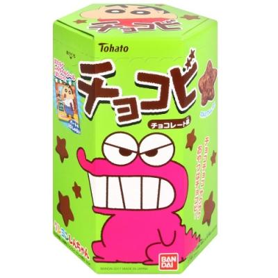 BANDAI 可愛怪獸巧克力風味餅[附貼紙](25g)