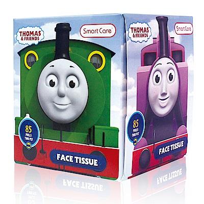 美國熱銷卡通 Thomas&Friends 盒裝面紙85抽/包