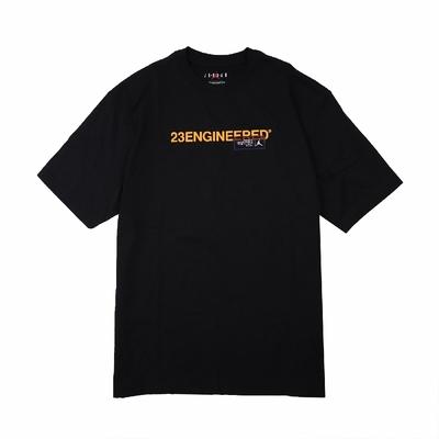 Nike T恤 Jordan 23 Training T 男款 喬丹 健身 重訓 運動休閒 圓領 棉質 黑 黃 CZ5182-010