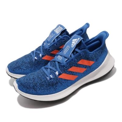 adidas 慢跑鞋 SenseBOUNCE 襪套 男鞋