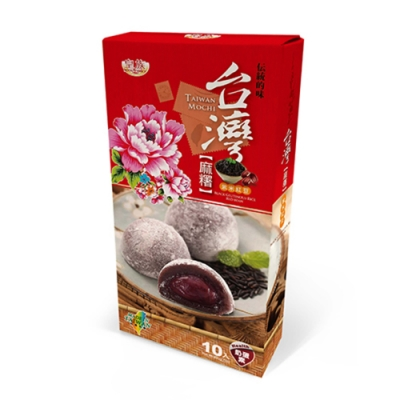皇族  紫米紅豆麻糬 (200g)