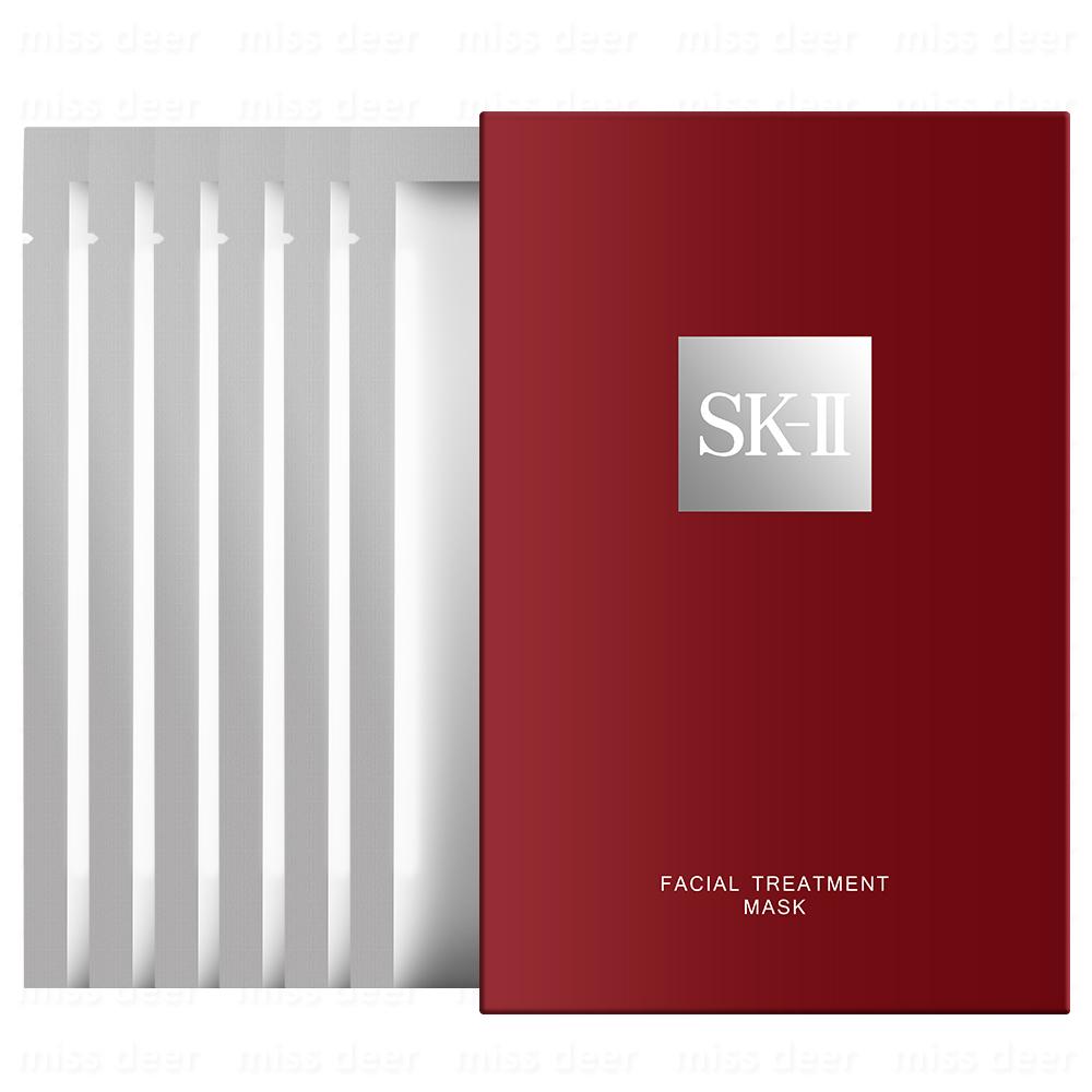 SK-II 青春敷面膜 6片/盒裝