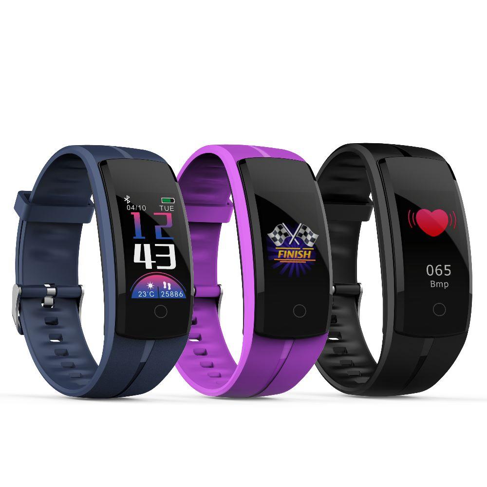 [時時樂限定]JSmax L-SMART QS100智慧多功能運動健康管理手環