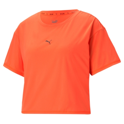 【PUMA官方旗艦】慢跑系列Launch COOLadapt短袖T恤 女性 52039684