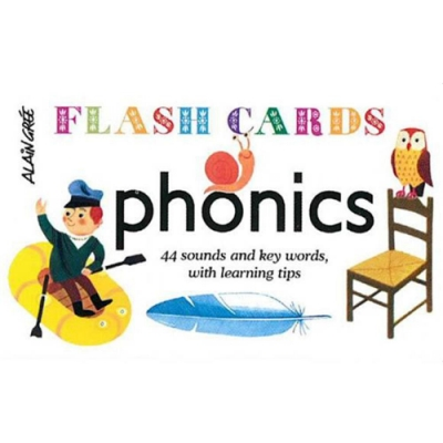 Phonics Flash Cards 發音學習圖卡