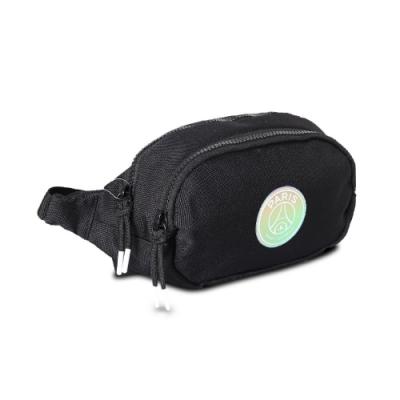Nike 腰包 Festival Waist Bag 男女款 巴黎聖日耳曼 背帶可調 外出 黑 白 JD2113003AD001