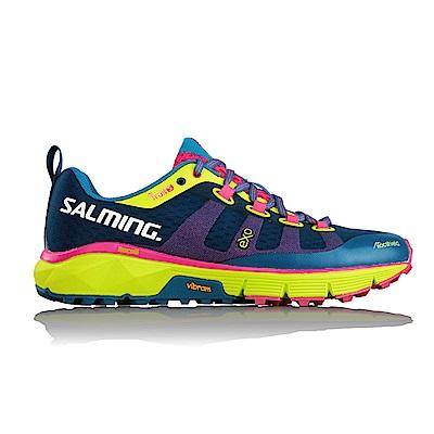 Salming TRAIL 5 女全地形野跑鞋 藍