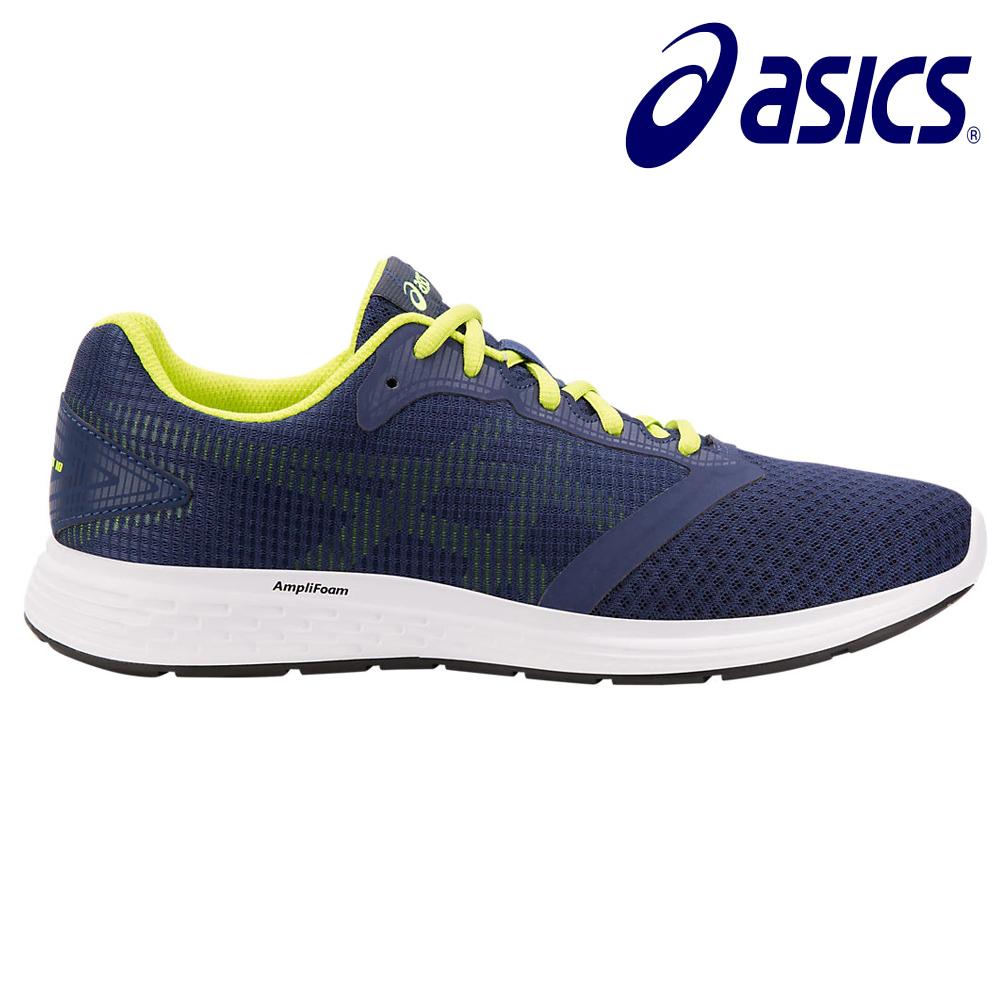 Asics 亞瑟士 PATRIOT 10 男慢跑鞋 1011A131-400   慢跑鞋  