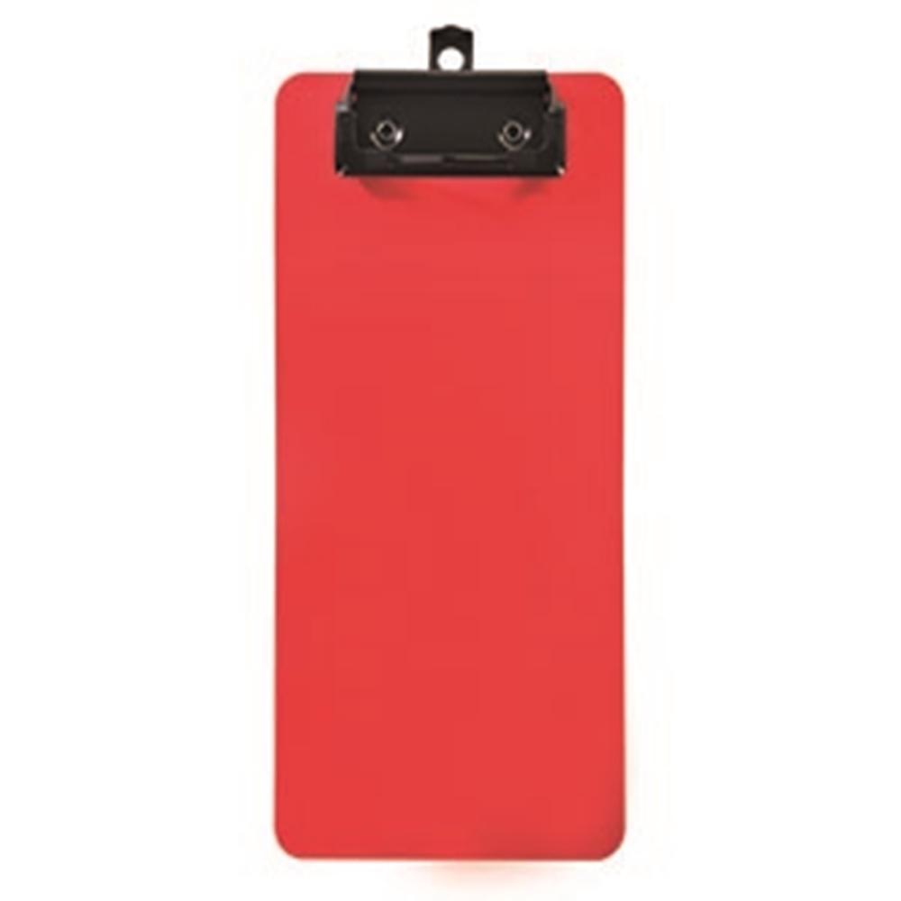 【ABEL】輕量防水帳單板夾-年紅色