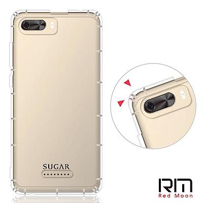RedMoon SUGAR Y12s 防摔透明TPU手機軟殼